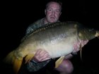 Marc Fossey 33lbs 3oz carp from La Petite Martiniere using Mainline Cell.. Big Rick is in the house with a 33.3lb Mirror