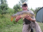 8lbs 6oz Mirror Carp from Private Syndicate using Mainline New Grange.
