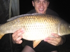 18lbs 4oz Common Carp from Private Syndicate using Mainline New Grange.