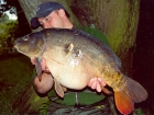 25lbs 12oz Mirror Carp from Local Club Water using Solar Club Mix (Squid & Octopus, Stimulin and Anchovy).