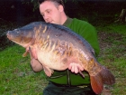 26lbs 10oz Mirror Carp from Local Club Water using Solar Club Mix (Squid & Octopus, Stimulin and Anchovy).