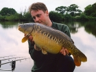 Kieron Axten 16lbs 15oz Mirror Carp from Froggatts Pond using Nutrabaits Big Fish Mix with Black Pepper and Caviar.