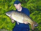Kieron Axten 28lbs 7oz Common Carp from Waveney Valley Lakes using Mainline Grange CSL.. 9 fish in a week from peg 11 including 5 20s - 28lb 7oz, 25lb 7oz, 22lb, 20lb, 10lb 13oz and another