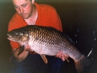 17lbs 2oz Common Carp from Willesley Lake using Mainline Grange CSL.. 14 fish from peg 18 all on Grange 14mm mostly on PVA bags. Enjoyable session but a '20' stil eluding me. They never seem to come