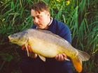 17lbs 2oz Mirror Carp from Willowgrove Leisure Park using Mainline Grange CSL.. 3 days, 16lb, 17lb 2oz, 10lb, 16lb 2oz and lost 1
