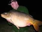 38lbs 0oz Mirror Carp from Lac Du Val using Quest Baits Lac Du Val Specials.. Fished most of the week in front of the lodge, but did two nights opposite for 30lb 2oz, 38lb, 34lb 4oz, 25lb 5oz, 18lb