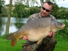 34lbs 10oz Mirror Carp from Lac Du Val using Quest Baits Lac Du Val Specials.. This was a two week trip to the heavenly Angling Lines venue - Lac du Val.