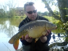 11lbs 0oz Mirror Carp from Howle Pool using Mainline Grange CSL.. My friend Neil and I - both seasoned carpers decided to visit this attractive Shropshire pool for a day session.