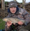 4lbs 13oz Chub from River Dove using Nutrabaits - Trigga Ice +.. Caught from deep channel. Ledger tactics with small feeder and 6lbs Fluorocarbon to size 10 Drennan hook.